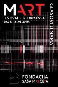 Mart ART festival performansa