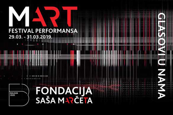 Mart ART festival performansa