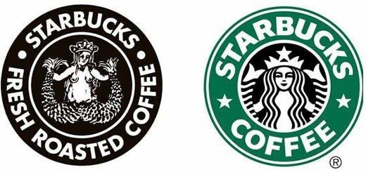 Ilustracija: Logo američke kompanije za proizvodnju i prodaju kafe Starbucks koji prikazuje srednjovekovnu Meluzinu