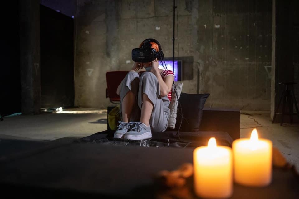 VR film u Bioskopu Balkan
