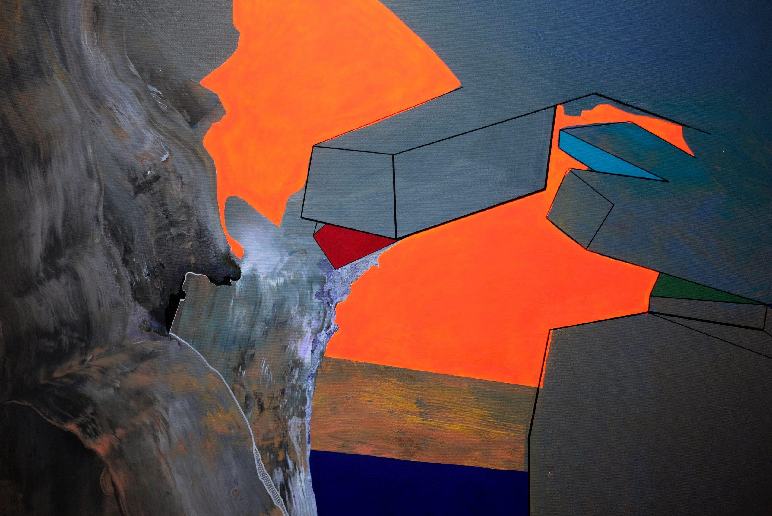 "Exhibition ""Transmutation"": Nikola Mihajlović"