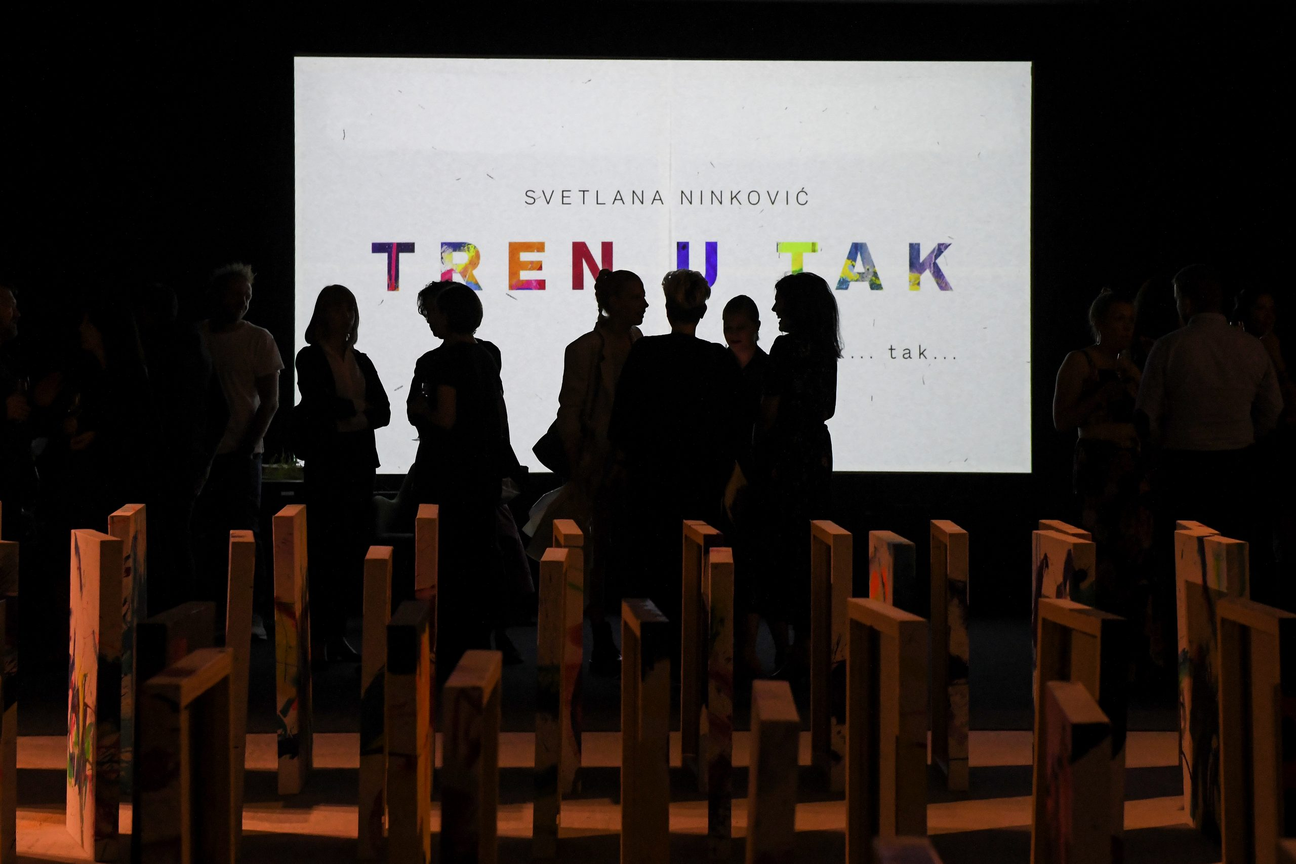 Svetlana Ninković | TREN U TAK